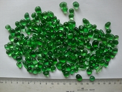 glass pebbles for landscaping,garden or pool coating