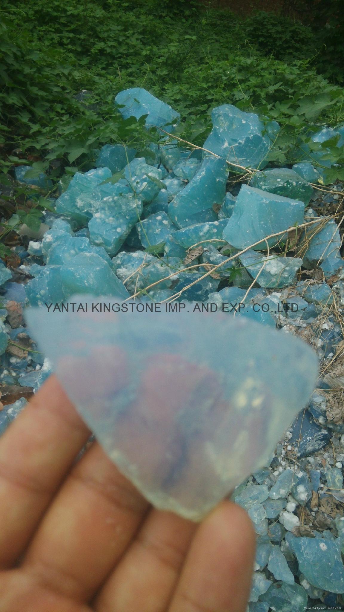 廢碎玻璃 4