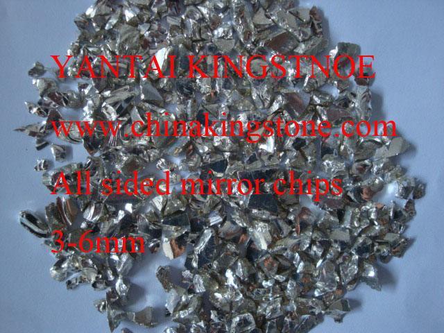 鍍銀玻璃顆粒 1