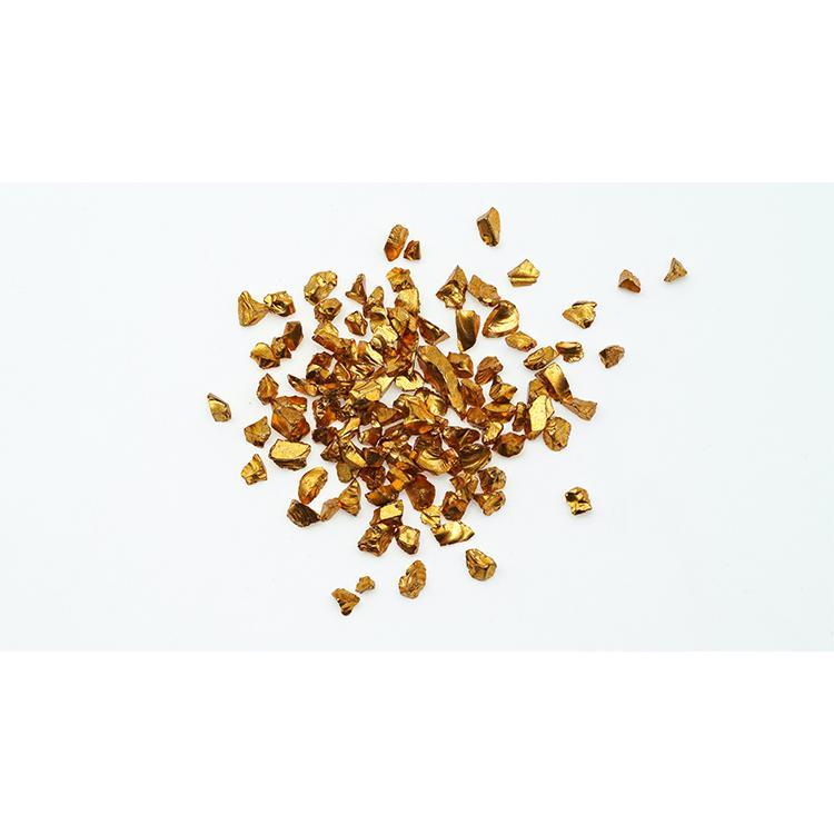 鍍銀.金玻璃沙 6