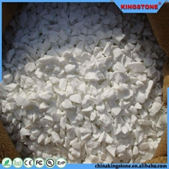 Opaque white Glass for concrete