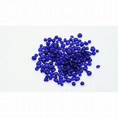 Cobalt Blue Glass Beads