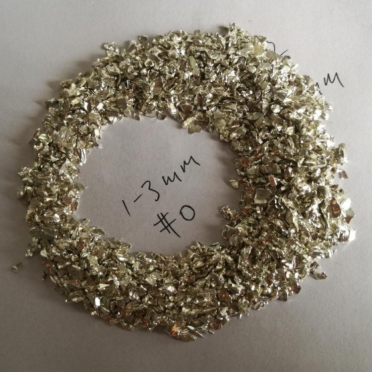 鍍銀玻璃顆粒 5