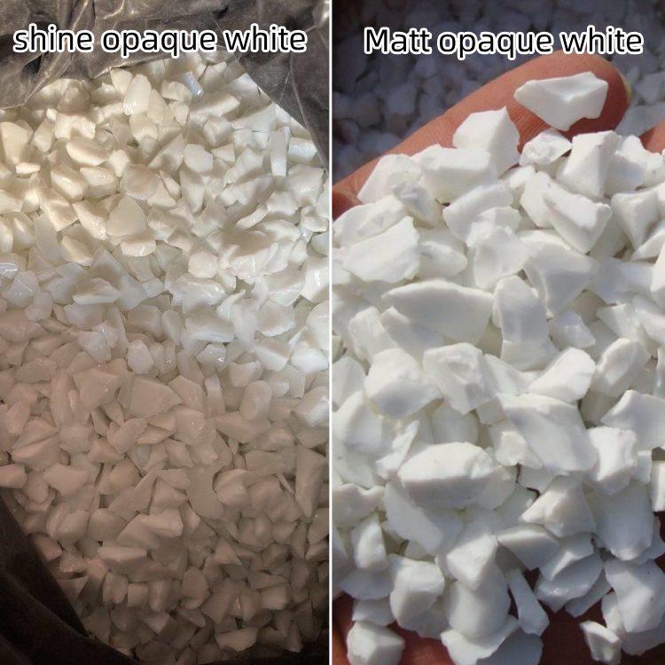 白瓷顆粒 4