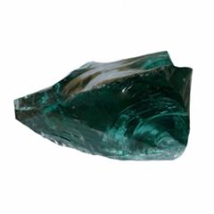 Slag Garden Gabions Glass