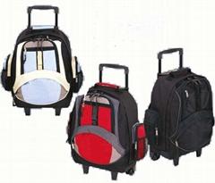 wheel backpack