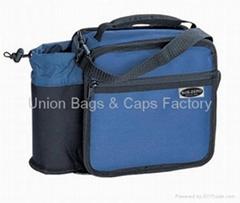 Cooler Bag w/ water bottle holder