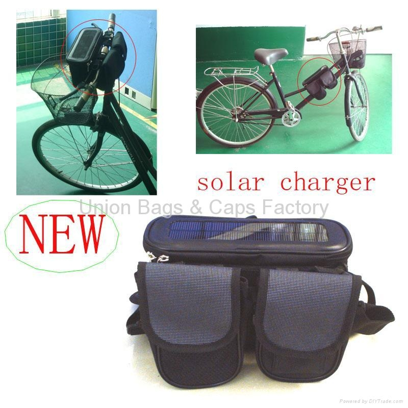 Solar Charger Bag