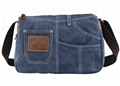 Jeans Shoulder Bag 1