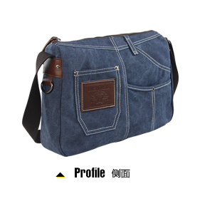 Jeans Shoulder Bag 3