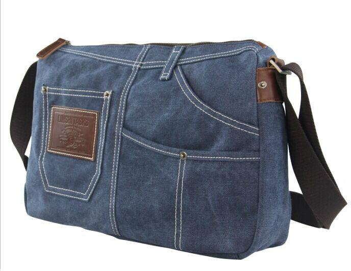 Jeans Shoulder Bag 5