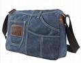Jeans Shoulder Bag