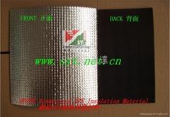 鍍鋁泡棉XPE隔熱保溫材料