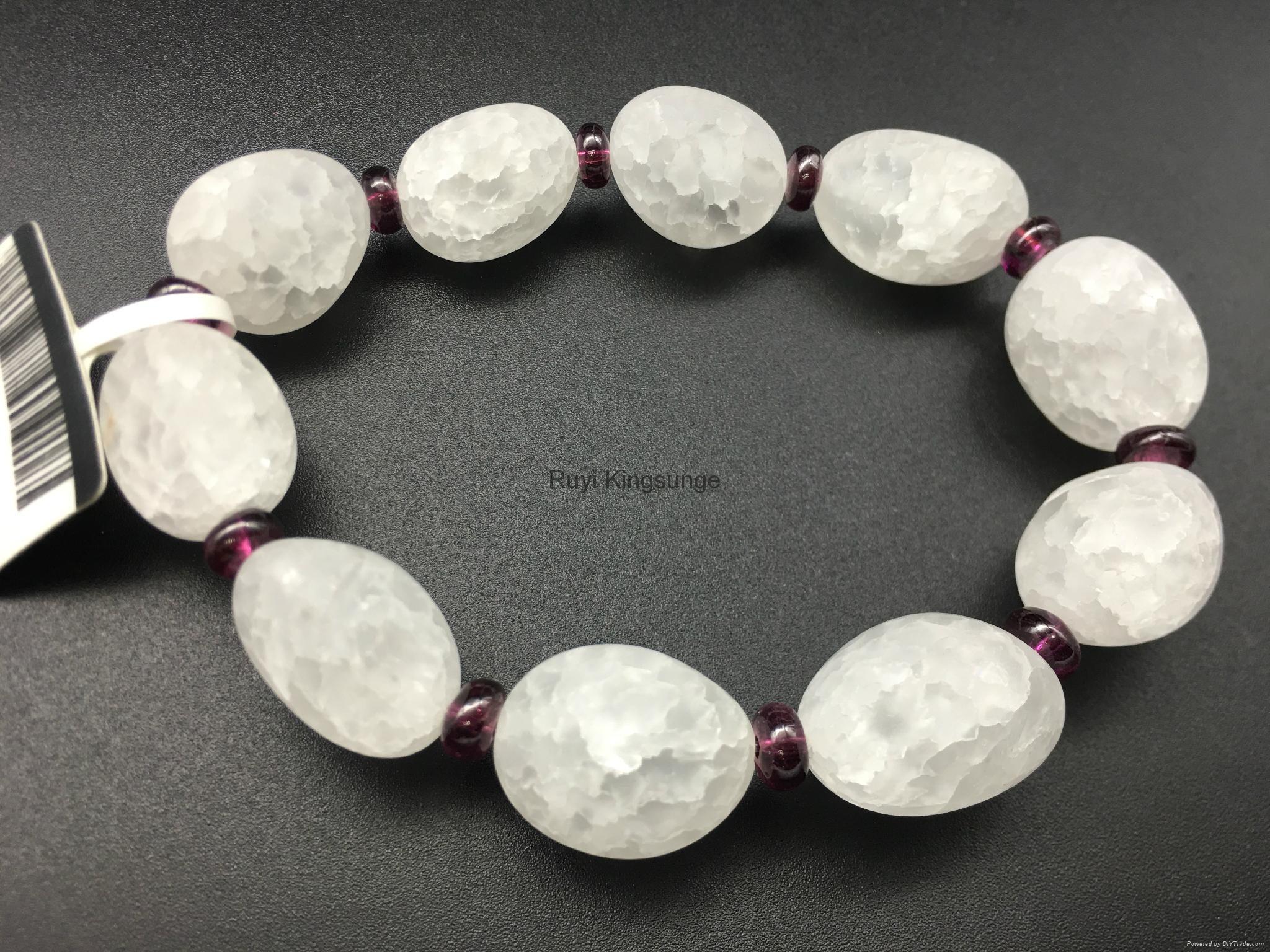 白水晶手鏈 3