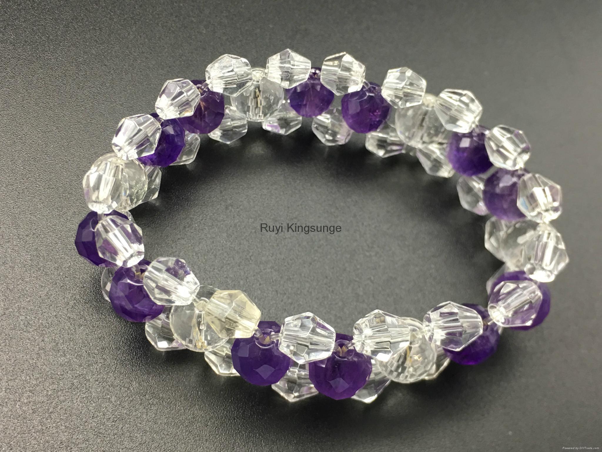 天然水晶手鏈 3