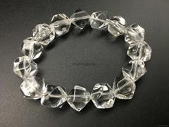 白水晶手鏈