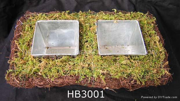 zinc planter,zinc pot,flower pot,flower planter,tin planter,galvanized planter 4