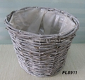 flower pot basket,garden pot,plant pot,gardening planter,rattan basket 2
