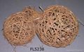 Rattan ball,garden decoration,bird house