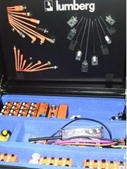 Lumberg工业连接器,I/O单元,现场总线系统.