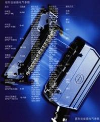 CONTACT EPIC德国多针大电流接头连接器