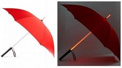 umbrella with light