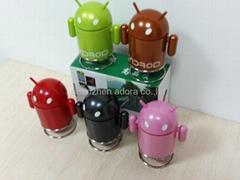 android robot speaker