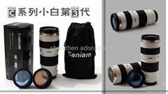 Camera len mug 3th Generation Of canon