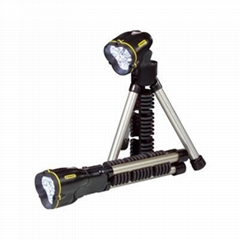 LED Tripod flashlight