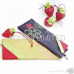 Super Cute Strawberry Shopping Bag