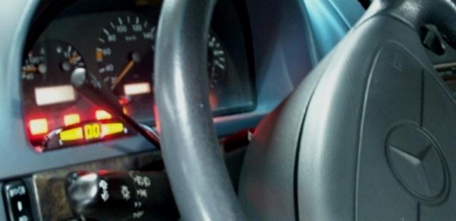 倒車雷達搭配LED燈號顯示器 3