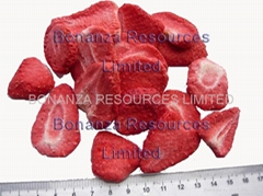 2016 NEW NATURAL FOOD GAP Certificate Freeze Dried Strawberry Chips Fruit snack
