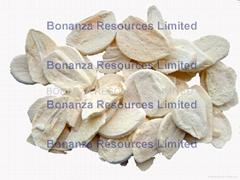 Dehydrated Air Dried Garlic Spice