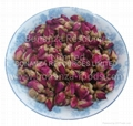 Free Sample ISO Certificate Without Bacterial Dried Red Rose Buds Herbal Tea 1