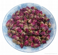Free Sample ISO Certificate Without Bacterial Dried Red Rose Buds Herbal Tea