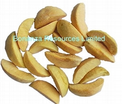 2016 crop GMP factory supply 100% Natural Freeze Dried FD Apricot Fruit Snack