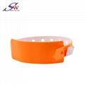 13.56Mhz/UHF PVC RFID Wristband 2