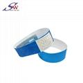 13.56Mhz Prper Tyvek RFID Wristband