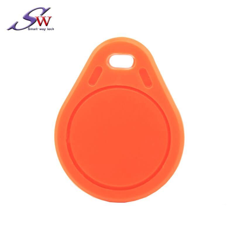 13.56Mhz Custom Design RFID ABS Keyfob 1