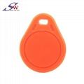 13.56Mhz Custom Design RFID ABS Keyfob