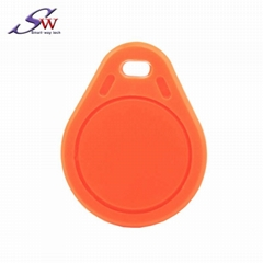 13.56Mhz Custom Design RFID ABS Keyfob