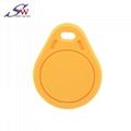13.56Mhz Custom Design RFID ABS Keyfob 3