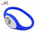 RFID Silicone Wristband 2
