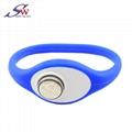 RFID Silicone Wristband 3