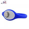 RFID Silicone Wristband 5