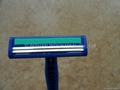 disposable razor G Blue II Plus(SPANISH LANGUAGE)