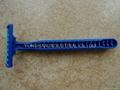 disposable razor G Blue II Plus(RUSSIAN