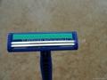 disposable razor G Blue II Plus(RUSSIAN LANGUAGE)