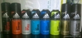 Adidas deodorant body spray 150ml