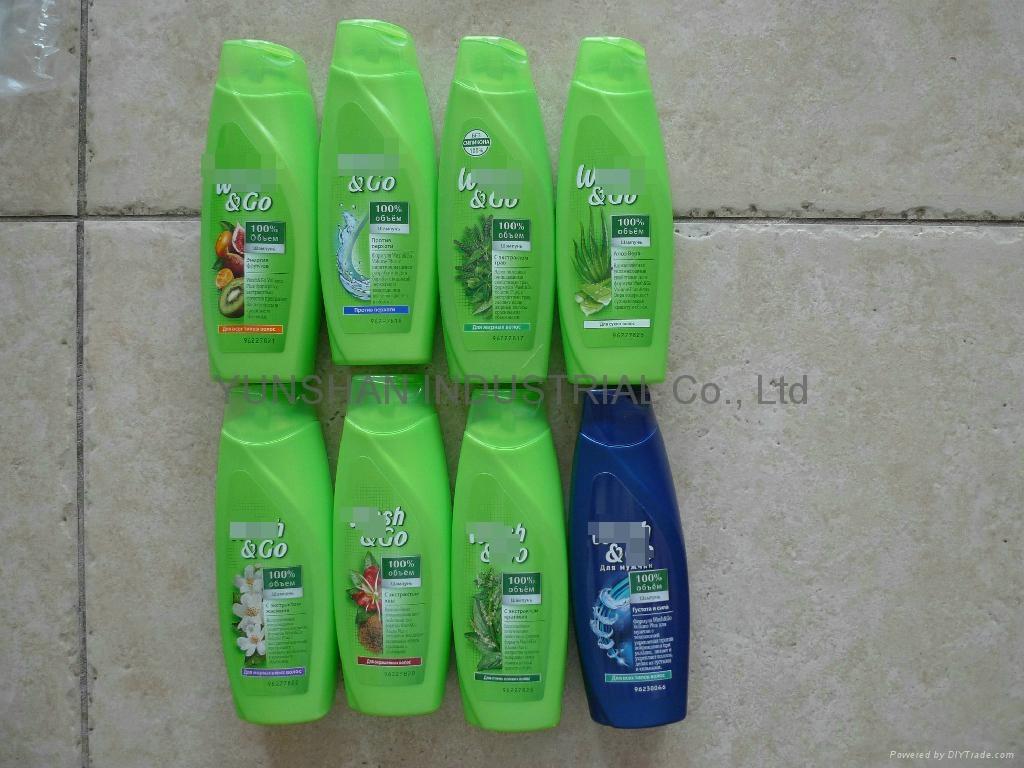 W&G shampoo 200ml Russian version 1